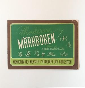 スウェーデンのマークブック MARKBOKEN