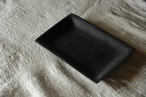0632フルカワゲンゴ 南蛮 四角皿