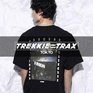 TREKKIE TRAX - T-SHIRTS (BLACK)