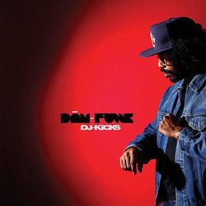 【LP+CD】DAM-FUNK - DJ-KICKS