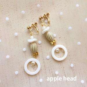 swing ring earring