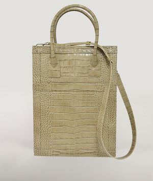 SHOPPER BAG LARGE CLOCO BEIGE