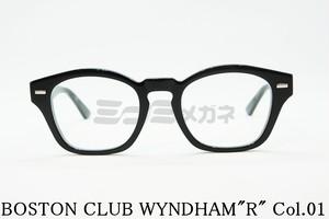 """【正規取扱店】BOSTON CLUB(ボストンクラブ) WYNDHAM""""R"""" col.01"""