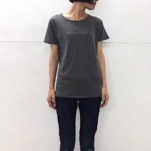 My pace Tシャツ ( チャコール )