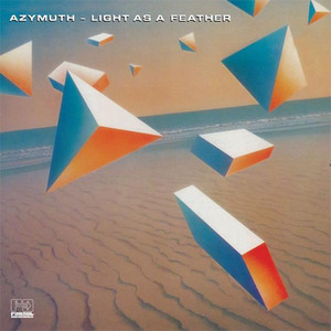 【LP】AZYMUTH - LIGHT AS A FEATHER