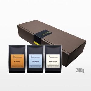【ギフト】よりどりコーヒー豆3種 200gずつ