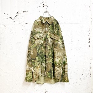 Cotton Camouflage Shirt