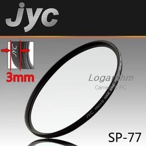 JYC 薄枠プロテクター 77mm Pro1-D SP-77