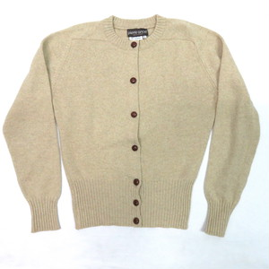 CASHMERE CARDIGAN made in SCOTLAND