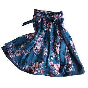 Blue Flower - Flare