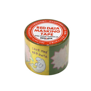 RED DATAマスキングテープ(MEMO)