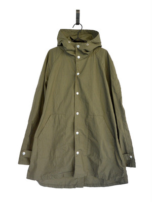 have a good day Hood Coat【KHAKI】
