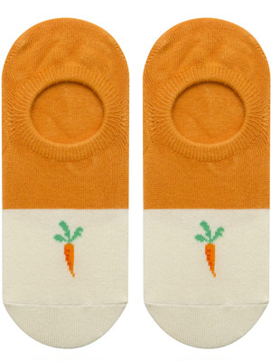 cover socks CARROT