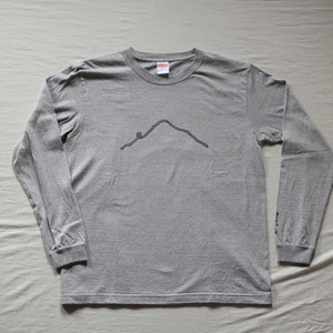 【TUMBLEWEED×間芝勇輔】mt.M Long-sleeved T-shirt