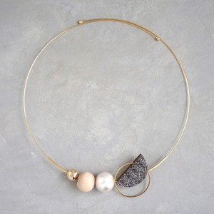 necklace C-NL03 <gold>
