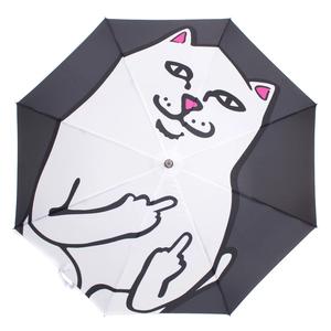 RIPNDIP Lord Nermal Umbrella (Black)