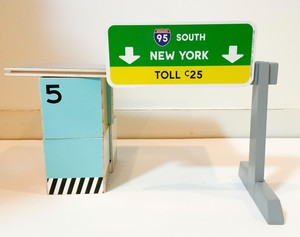 CANDYLAB / Toll Booth