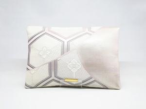 Clutch bag reversible〔一点物〕C058R