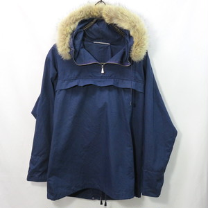 EURO ANORAK WITH COYOTE FUR ユーロアノラック