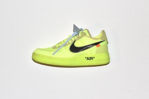 Off White×Air Force1 Low Volt