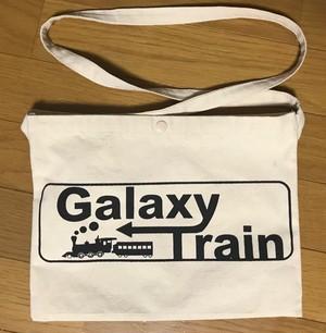 galaxy ロゴ - サコッシュ