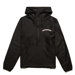 CHRYSTIE NYC / SWFC KIT 1/2 ZIP ANORAK JACKET -BLACK-
