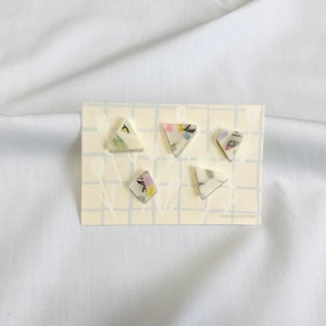 piece ピアス set2