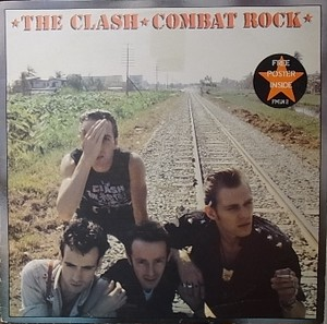 【LP】CLASH/Combat Rock