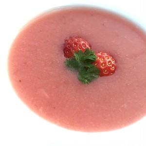 【Baffi Delicious SOUP】いちごのMIXフルーツスープ