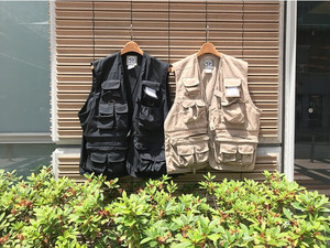 【Re:stock】UNKLE MILTY TRAVEL VEST