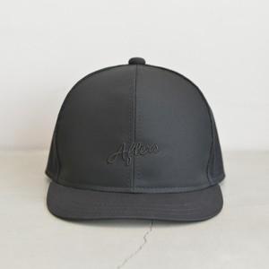 AFTERS®︎×RACAL / MESH UMPIRE CAP (CURSIVE LOGO)