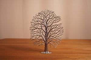 Wilhelm Schweizer 錫のオブジェ 大きい木
