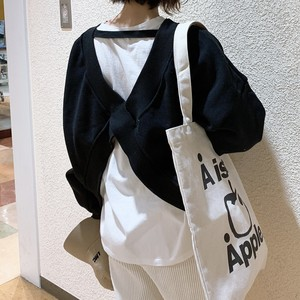 【即納】韓国ファッション Back Openトレーナー