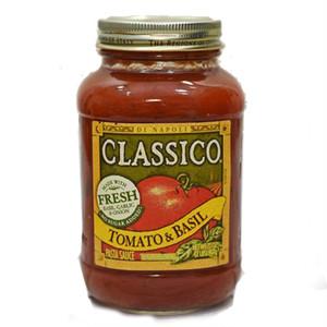コストコ クラシコパスタソース 907g 1本 | Costco One Costco Classico pasta sauce 907g