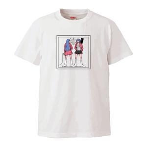 T-shirt(Desinged by Nah) [ホワイト]
