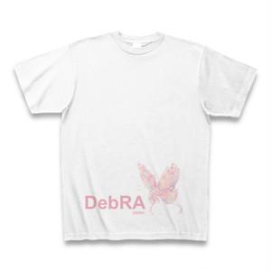 to DebRA Tシャツ(ホワイト)