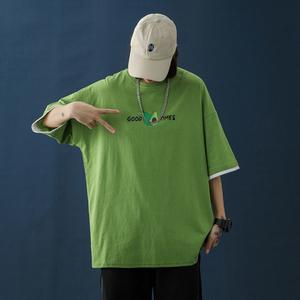 アボガドプリントTシャツ