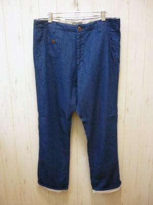 MC.Apache Denim Harvest Pants (MC.アパッシュ デニム ハーベストパンツ) 日本製
