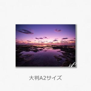 ピザ浜(大判A2サイズ)