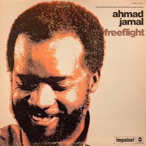 AHMAD JAMAL - Freeflight (Live at Montreux)