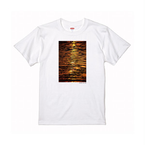 【寄付対象】【CHIKUGO百景】筑後川の波紋Tシャツ(送料無料)