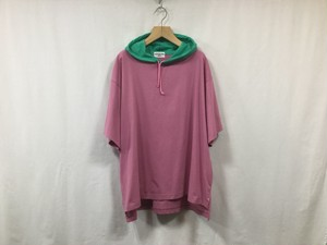 """COTTON PAN """" HOODED S/S バーニー """""""