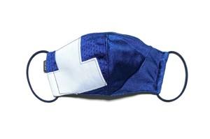 【夏用デザイナーズマスク 吸水速乾COOLMAX使用 日本製】SPORTS MIX MASK CTMR 0828101