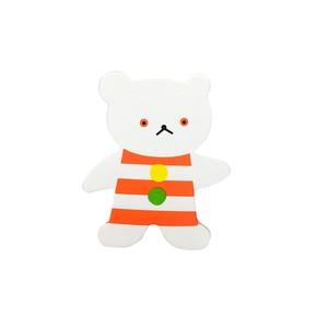 【絵本のつみき】単品 しろくまちゃん(こぐまちゃんシリーズ)