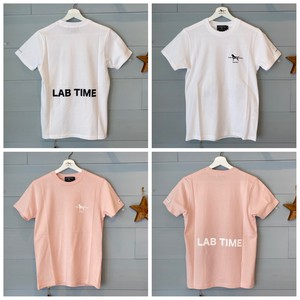 LAB TIME Tシャツ