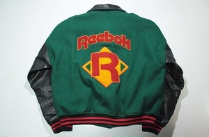 90's Reebok Award Jacket
