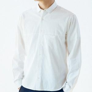 コンフォートシャツ (ホワイト) |  14SSMS