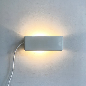 Vintage Metal Wall Lamp / WHT 60's オランダ