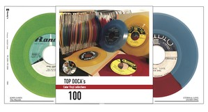 TOP DOCA's  ColorVinyl collections 100