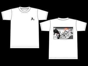 Tシャツ sui sui 百鬼朱紀生誕